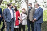 """Inauguración de las nuevas instalaciones del Centro de Recuperación de Fauna Silvestre """"El Chaparrillo"""""""