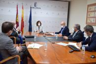 El Gobierno regional subraya su compromiso en el apoyo al impulso de la innovación y la sostenibilidad en la actividad industrial y minera