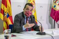 Los consejeros de Agricultura de CLM y Aragón suscriben un documento sobre la nueva PAC