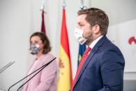 Rueda de prensa del Consejo de Gobierno 20 de abril (Fomento)
