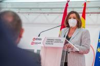 Primera piedra de la empresa Ehlis en Illescas (Economía)