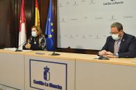 El Gobierno regional ha ampliado en 25 el número de aulas y en 61 el número de docentes en los centros educativos de la ciudad de Guadalajara