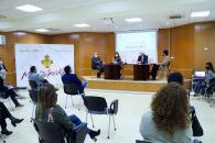 La directora gerente del SESCAM, Regina Leal, presenta el Plan Funcional del nuevo Centro de Salud Manzanares 2