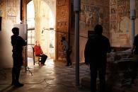 El Gobierno de Castilla-La Mancha apoya el rodaje de tres grandes producciones audiovisuales esta semana en diferentes espacios de Toledo