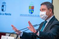 Firma de convenio y Proyecto de Singular Interés en la Diputación de Cuenca