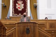 Vicepresidente en las Cortes Ley de Despoblamiento