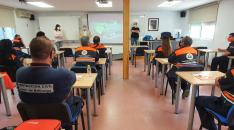 El Gobierno regional ofrece formación básica sobre atención sanitaria a 56 integrantes de agrupaciones de Protección Civil de Castilla-La Mancha
