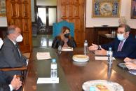 La Gerencia de Atención Integrada de Talavera de la Reina contará este verano con alumnos de la UCLM realizando prácticas extracurriculares de Farmacia y Medicina