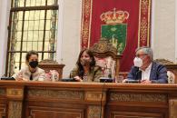 LA CONSEJERA DE IGUALDAD Y PORTAVOZ DEL GOBIERNO REGIONAL SE REÚNE CON LA ASOCIACIÓN DE MUJERES EMPRESARIAS DE HELLÍN