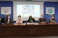 Presentación Enfermedades Invisibles en el Perpetuo Socorro