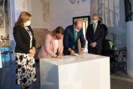El Gobierno regional pondrá en marcha el próximo mes de junio una exposición itinerante para mostrar el patrimonio cultural de la Comunidad Autónoma