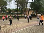 El Gobierno de Castilla-La Mancha inicia el programa 'Hábitos saludables al aire libre' para los usuarios de los centros de mayores