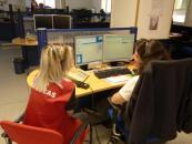 Un total de 164 estudiantes de Formación Profesional de Castilla-La Mancha han realizado prácticas en emergencias a través del 1-1-2