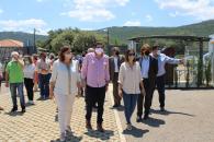 El Gobierno de Castilla-La Mancha participa en la inauguración de dos nuevas áreas para autocaravanas en la provincia de Ciudad Real