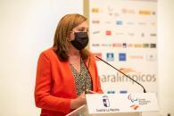 El presidente de Castilla-La Mancha asiste a la presentación de los deportistas castellanomanchegos del equipo paralímpico para Tokio 2020 (Educación)