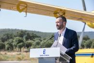 Inauguración del aeródromo Quinto de Don Pedro (Desarrollo Sostenible)