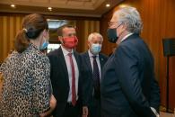 El Gobierno de Castilla-La Mancha traslada al sector empresarial su apuesta por las energías renovables para atraer inversiones, crear empleo y contribuir a mitigar los efectos del cambio climático