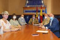 El Gobierno de Castilla-La Mancha solicita una parcela al Ayuntamiento de Carrión de Calatrava para la construcción de un nuevo centro de salud