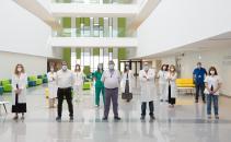 Las consultas del servicio de Cirugía Plástica y Reparadora comienzan la actividad asistencial en el Hospital Universitario de Toledo