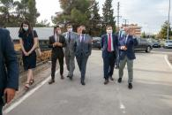 El Gobierno regional avanza en el Plan Renove de los equipos de las Brigadas de Carreteras