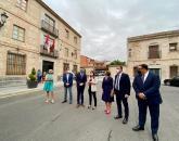 El Gobierno regional aumenta en 1.600 horas el Servicio de Ayuda a Domicilio en colaboración con el Ayuntamiento de Fuensalida