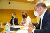 El Gobierno regional destaca la colaboración que existe entre la Junta, el Parque Científico, Globalcaja y Ingeteam para el desarrollo de acciones de FP Dual