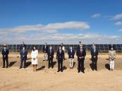 El Gobierno regional destaca que somos la Comunidad Autónoma que más crece en 2021 en potencia instalada de energías limpias con 231 nuevos megavatios