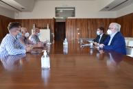 El Gobierno regional mejorará la comunicación entre Villarrubia de os Ojos y Puerto Lápice a través de la rehabilitación de la CM-4120