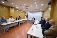 El Gobierno de Castilla-La Mancha traslada su apoyo al desarrollo de los proyectos públicos y de iniciativa privada de inversión en La Roda