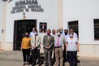 El consejero de Agricultura, Agua y Desarrollo Rural inaugura la nueva línea de aceite de la Cooperativa 'Santísimo Cristo de Villajos' de Campo de Criptana