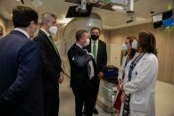 Inauguración del Servicio de Oncología Radioterápica del nuevo Hospital Universitario de Toledo