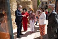 La Junta destaca que la exposición 'Un patrimonio para todos' está pensada para el gran público y recuerda que lo que se muestra es propiedad de todos
