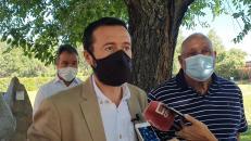 El Gobierno regional y la Diputación de Guadalajara firman un convenio para mejorar y adecuar los caminos forestales de la provincia con una inversión de 3,4 millones de euros