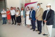 Visita a la Residencia de Deportistas de Alcázar de San Juan