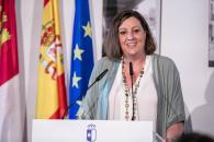Inauguración de la Plaza Mayor de Tembleque (Toledo) (Economía)