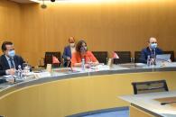 La consejera de Economía, Empresas y Empleo participa en la primera sesión de la Conferencia Sectorial de Mejora Regulatoria y Clima de Negocios
