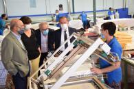 El Gobierno de Castilla-La Mancha subraya la labor de los Centros Especiales de Empleo y su compromiso para la integración laboral de las personas discapacitadas