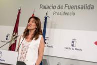 Rueda de prensa del Consejo de Gobierno (I)