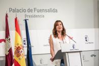 Rueda de prensa del Consejo de Gobierno (II)