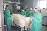 Desciende el número de pacientes ingresados por Covid-19 en las Unidades de Cuidados Intensivos de Castilla-La Mancha