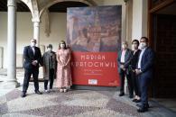 Un total de 80 obras del pintor polaco Marian Kratochwil se expondrán del 28 de julio y hasta el 3 de octubre en el Museo de Santa Cruz de Toledo
