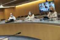 El Gobierno regional tiende la mano al nuevo equipo del Ministerio de Ciencia para fortalecer la colaboración con las comunidades autónomas