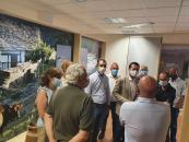 El Gobierno regional destinará 2,5 millones de euros para mejorar las infraestructuras y equipamientos de los espacios naturales protegidos