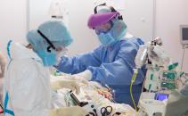 Baja el número de pacientes con COVID-19 hospitalizados en cama convencional en Castilla-La Mancha