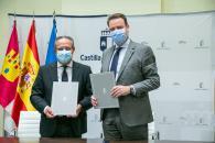 El Gobierno de Castilla-La Mancha y el Consejo Regional de Cámaras de Comercio refuerzan la prestación conjunta de servicios a los emprendedores