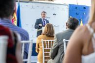 """Inauguración de la reforma de la segunda fase del CEIP """"San Isidro"""""""