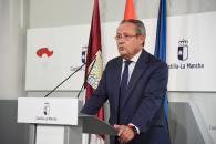 Rueda de prensa del Consejo de Gobierno 7 septiembre (Hacienda)