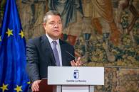 Toma de posesión de los nuevos consejeros del Consejo Consultivo de Castilla-La Mancha