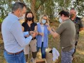 El Gobierno de Castilla-La Mancha invierte en el Centro de Fauna y Educación Ambiental de Albacete cerca de 120.000 euros para mejorar las instalaciones y el programa de actividades