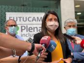La consejera de Bienestar Social, Bárbara García Torijano, visita la sede de la Fundación Tutelar de Castilla-La Mancha (FUTUCAM)